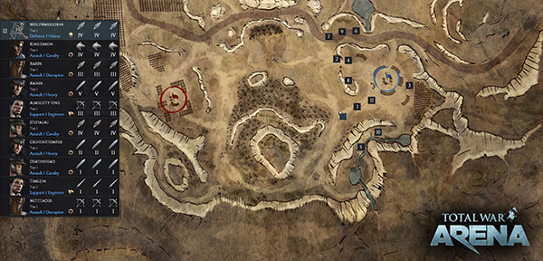 total war arena map