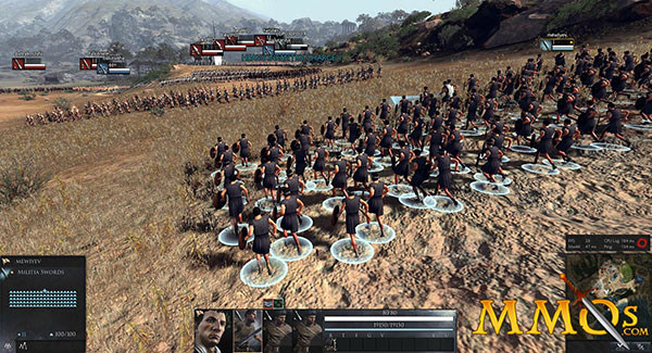 Total War: Arena is one of the most popular RTS games