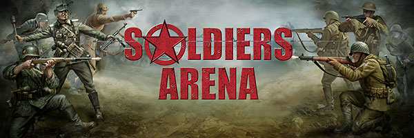 soliders arena logo
