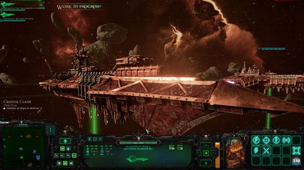 armanda Battlefleet